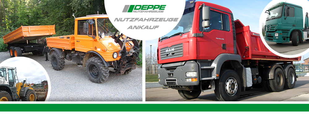 Deppe Commercial Vehicles - Trucks & Sell - Purchase form