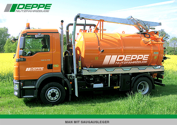 Hermann Deppe Commercial Vehicles